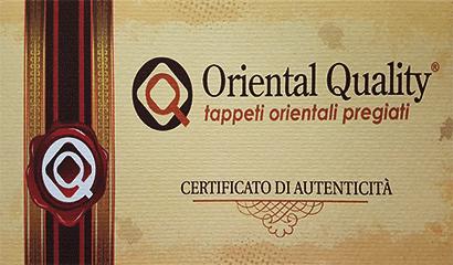 certificato-oriental